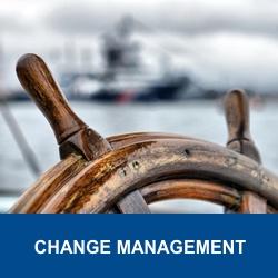 OTP Change Management Kachel
