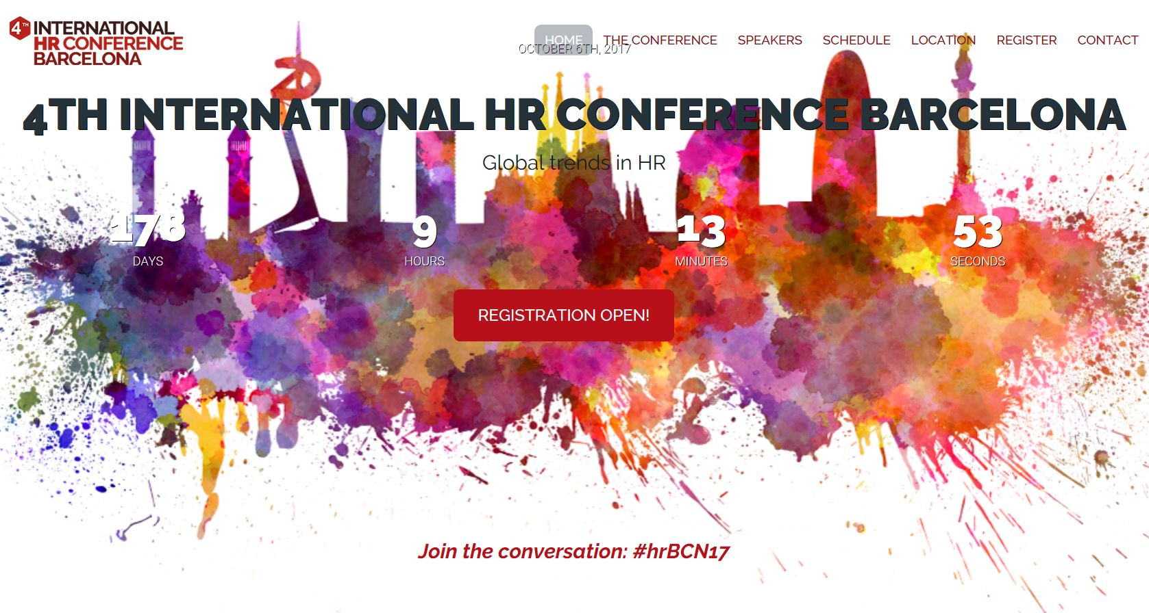 HR conference Barcelona - 4th International HR Conference Barcelona - Internet E_2017-04-10_16-46-07